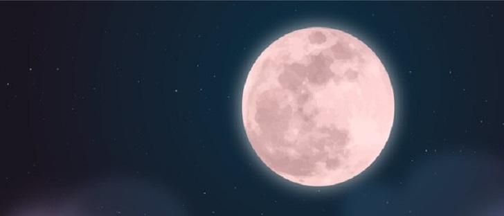 Luna en Géminis.